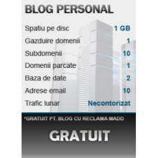 Blog Personal