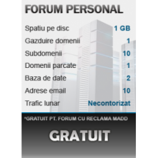 Forum Personal